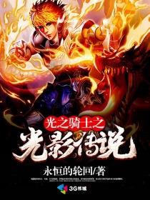 光之骑士之光影传说小说封面