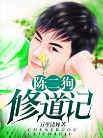 陈二狗修道记小说封面