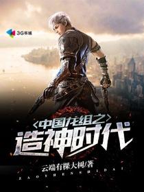 中国龙组之造神时代小说封面