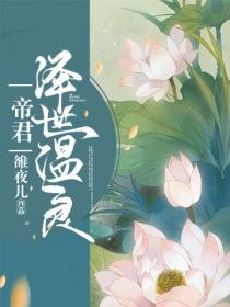 帝君,澤世溫良小說封面