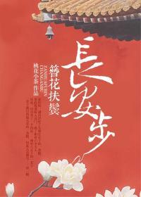 簪花扶鬓长安步小说封面