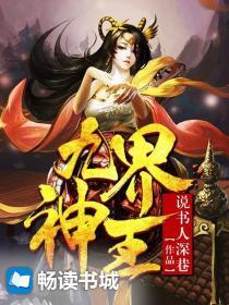 九界神王小说封面