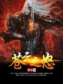 蒼云之怒小說封面