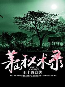 茅山后裔小说封面
