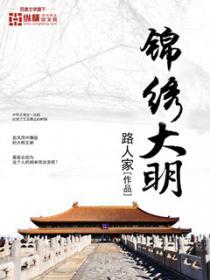 锦绣大明小说封面