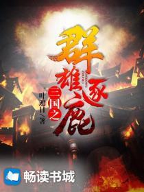 三国之群雄逐鹿小说封面