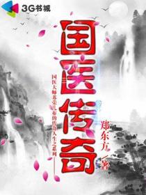 国医传奇小说封面
