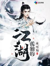 孤独的江湖小说封面