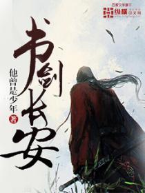书剑长安小说封面