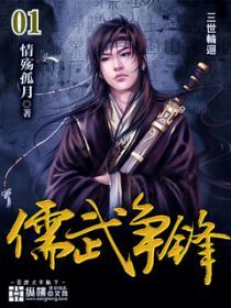 儒武争锋小说封面