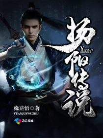 扬阳传说小说封面