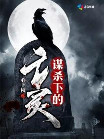 謀殺下的亡靈小說封面