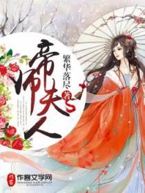 帝师夫人小说封面