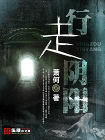 行走阴阳小说封面