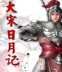 大宋日月记小说封面