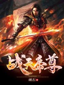 戰天帝尊小說封面