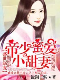 帝少蜜爱小甜妻小说封面