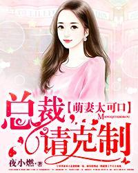 萌妻太可口:总裁,请克制小说封面