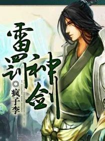 雷罚神剑小说封面