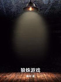 狼蛛游戏小说封面