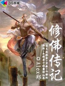 修佛传记小说封面