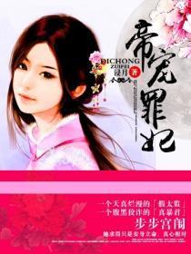 帝宠罪妃小说封面