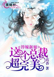 替嫁新娘:这个总裁超完美小说封面