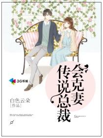 传说总裁会克妻小说封面