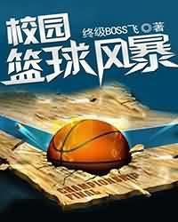 校园篮球风暴小说封面
