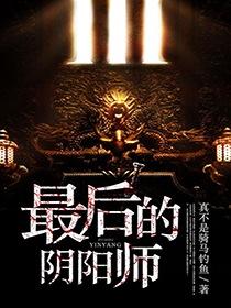 最后的阴阳师小说封面