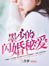 墨少的闪婚秘爱小说封面