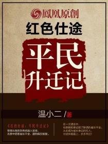 红色仕途:平民升迁记小说封面