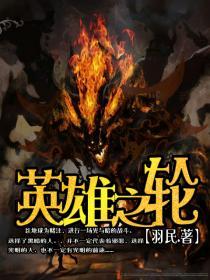 英雄之轮小说封面