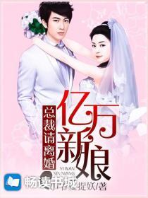 亿万新娘:总裁请离婚小说封面