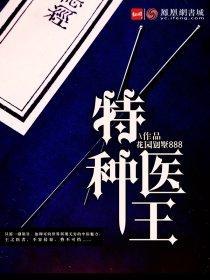 特种医王小说封面