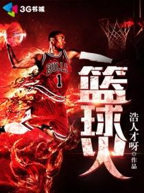 篮球火小说封面