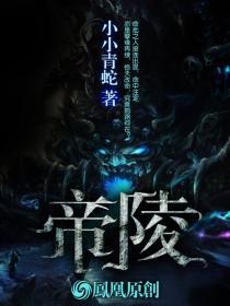 帝陵小说封面
