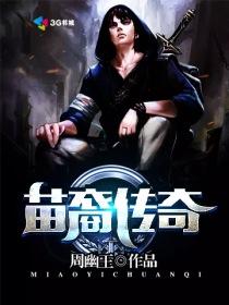 苗裔传奇小说封面
