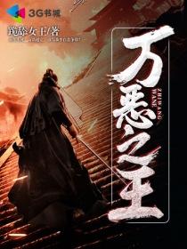 万恶之王小说封面