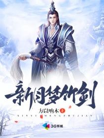 新月夢竹劍小說封面