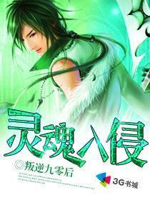 靈魂入侵小說封面