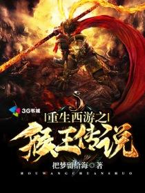 重生西游之猴王传说小说封面