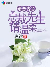 婚恋告急:总裁先生请温柔小说封面