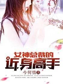 女神总裁的近身高手小说封面