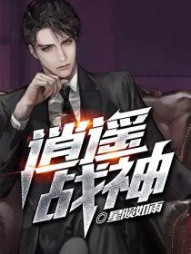 逍遙戰神小說封面