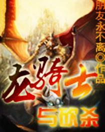 龙骑士与砍杀小说封面