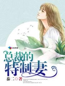 总裁的特制妻小说封面