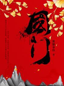 国门小说封面
