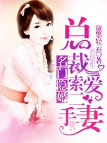 名門隱婚:總裁索愛二手妻小說封面