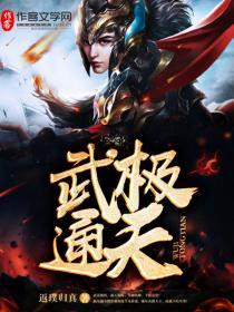 武極通天小說封面